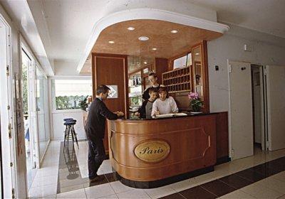 Hotel Meublè Paris - Foto indicativa a campione