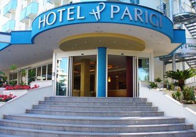 Hotel Parigi - Foto indicativa a campione