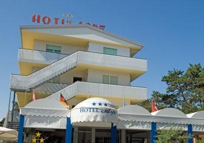Hotel Villa Aspe - Foto indicativa a campione