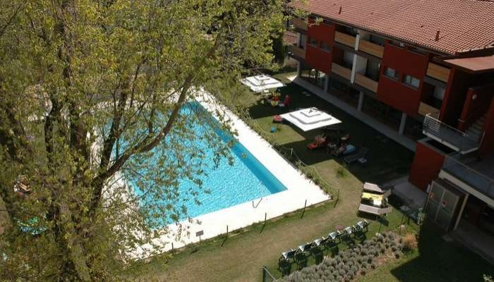 Hotel La Pergola - Dependance 5724