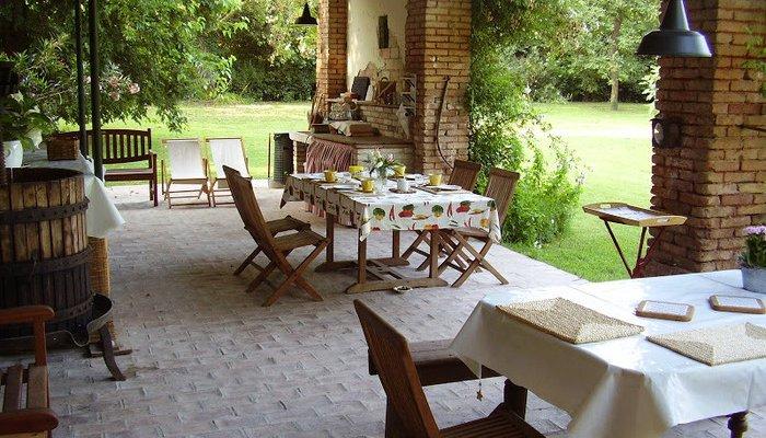 Agriturismo Casa Delser 12301