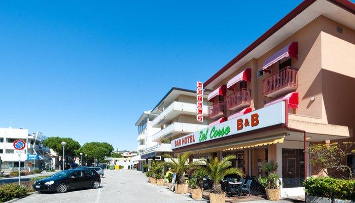 Hotel Del Corso Garni 14075