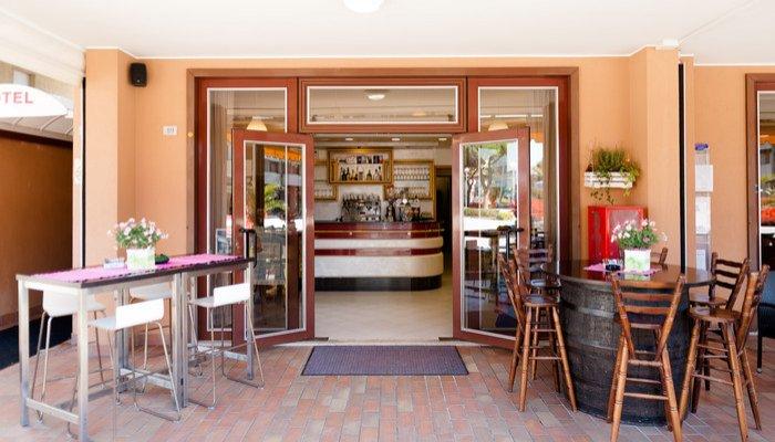 Hotel Del Corso Garni 14120