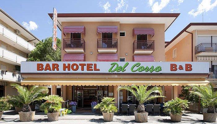 Hotel Del Corso Garni 8107
