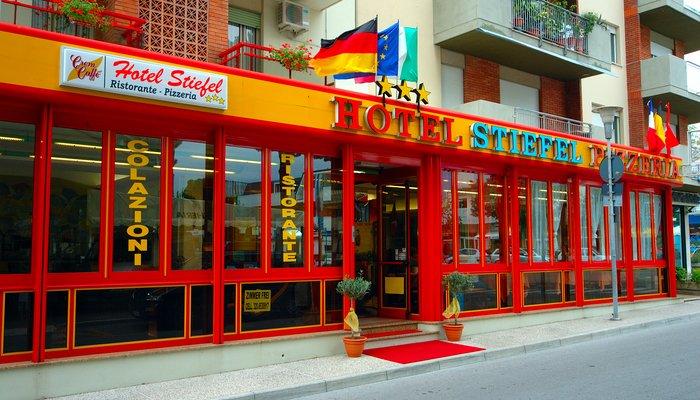 Hotel Stiefel 4573
