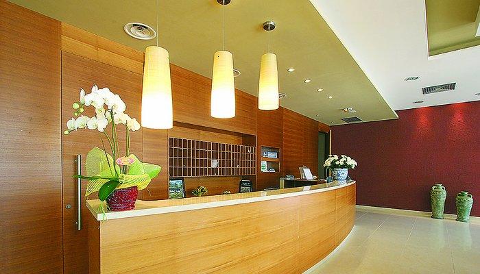 Hotel Parigi 2868