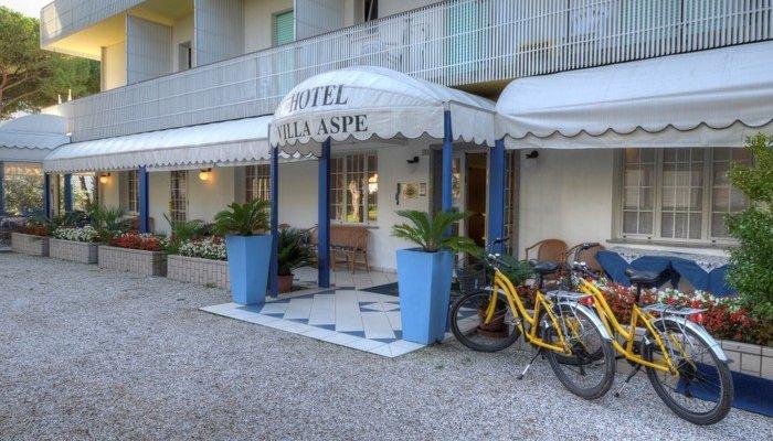Hotel Villa Aspe 33407