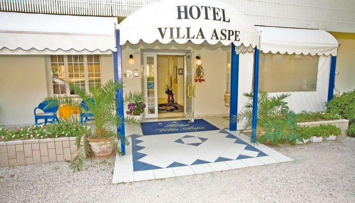 Hotel Villa Aspe 33442