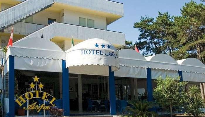 Hotel Villa Aspe 33447