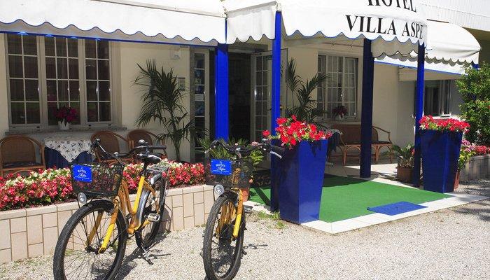Hotel Villa Aspe 33577