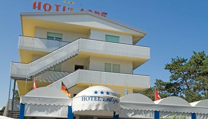 Hotel Villa Aspe 4103